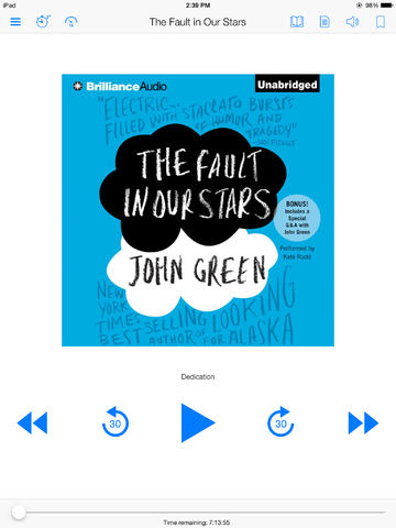 Amazon Now Lets You Listen To Audible Audiobooks Right From The Kindle iOS App