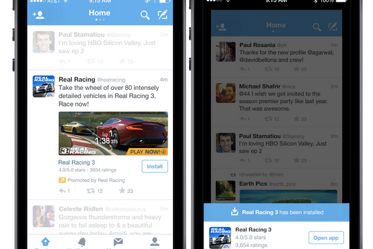 More App-Focused Ads Coming To Twitter As New Program Goes Global