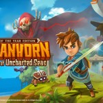 Oceanhorn: Game of the Year Edition gets new trailer paying homage to 'Your Voice'