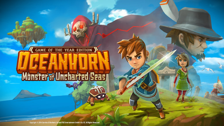 Oceanhorn's Upcoming 'Game Of The Year Edition' To Feature All-New Island Of Whispers