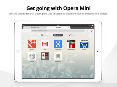 Opera Releases Surprise Update To Opera Mini, Brings New iOS 7 Design And More