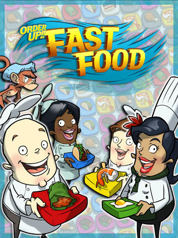 Fast Food Cooking Games