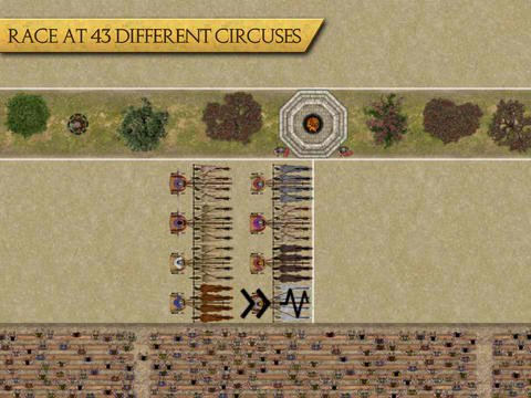 Maximize Your Strengths To Win In The Roman Circus Chariot Racing Game Qvadriga