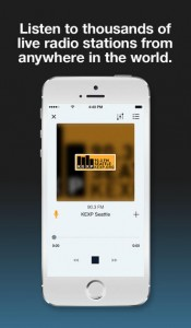 Rhapsody For iOS Updated With Shazam-Like TrackMatch, Live Radio And UnRadio