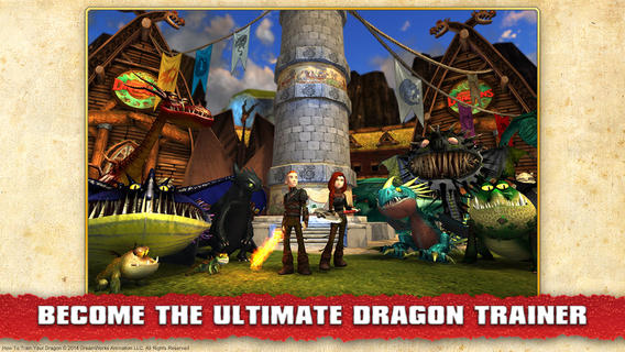 Learn How To Train Your Dragon In School Of Dragons, Now With Universal Support