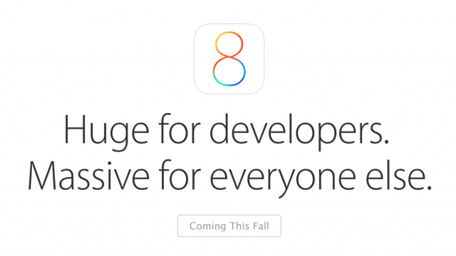 Is Apple's iOS 8 Compatible With Your Device? Find Out Here
