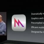 Apple Unveils Metal, Brings True Console-Quality Graphics To iOS