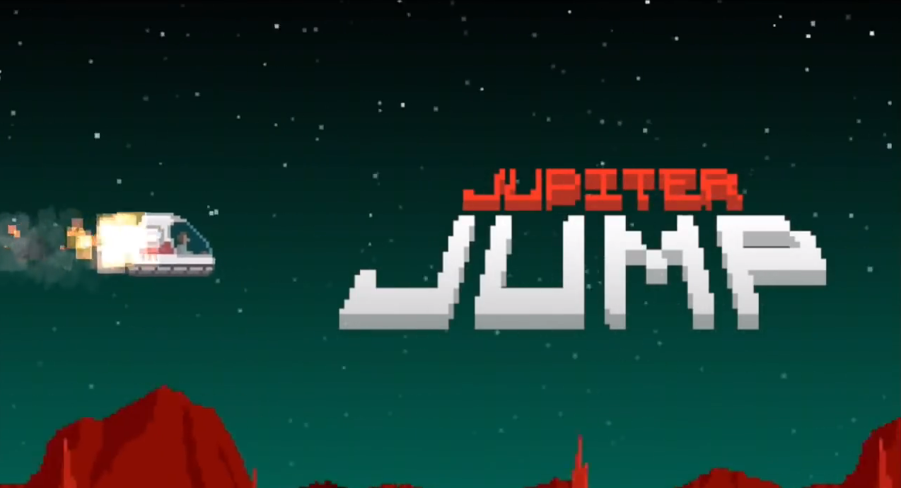 Jupiter Jump, An Out-Of-This-World Arcade Game, Is Launching This Thursday