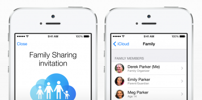 The Apple TV's Latest Software Beta Adds iCloud Family Sharing