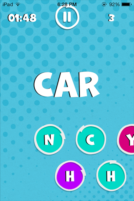 Use your extensive vocabulary to save the world with new word game Letter Hero