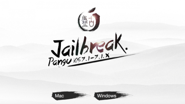 Pangu iOS 7.1.x Jailbreak Tool Gets Support For Mac
