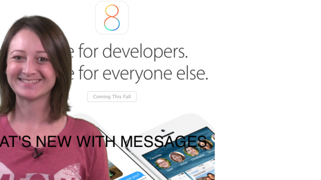 AppAdvice Daily: iOS 8 Messages App Feature Tear Down
