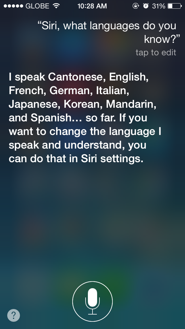 Apple Recruiting Engineers To Expand Siri's Language Capabilities
