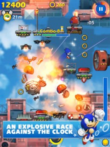 Get Into Hyper-Speed To Get High Scores In Sega's Upcoming Sonic Jump Fever