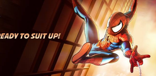 My Spider-Sense Is Tingling: Marvel And Gameloft Team Up For Spider-Man Unlimited