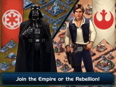 Clash Of Clones? LucasArts Soft-Launches Star Wars: Commander For iOS