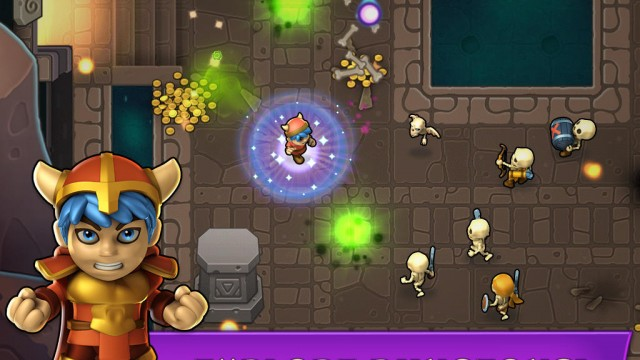 Mega Jump And Mega Run Developer Get Set Games Unleashes Storm Casters