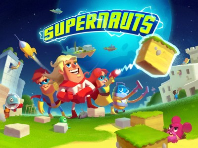 Join The Supernauts As They Rebuild Earth In This New Social Sandbox Game