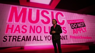 'Uncarrier' T-Mobile Offers Free Music Streaming, Launches New 'UnRadio' Service