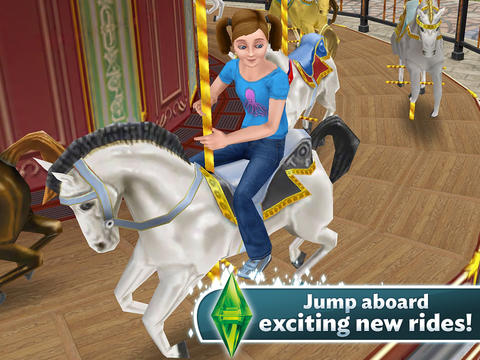 Step Right Up! The Sims FreePlay Welcomes The Carnival For Your Inner Child