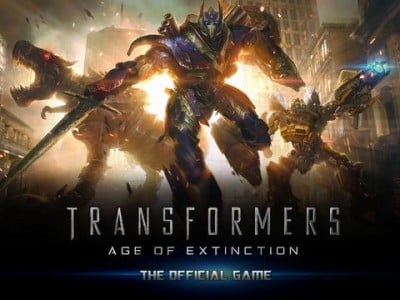 Hasbro And DeNA Roll Out Transformers: Age Of Extinction - The Official Game