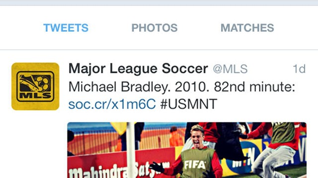 Twitter Kicks Off New World Cup And Match Timelines In Official iOS App