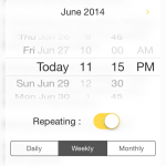 UpWord Notes Updated With Recurring Reminders And More Personalization Options