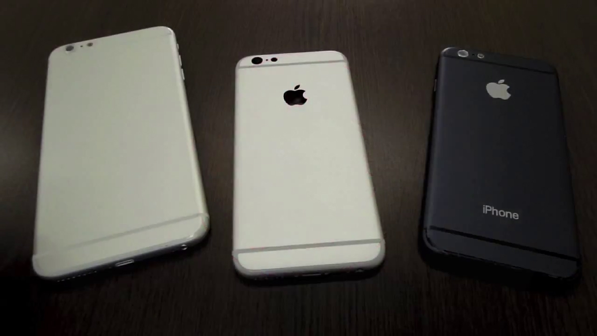 Video Claims To Show Apple's 'iPhone 6'