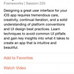 Apple Updates WWDC 2014 App With Support For Downloading Session Videos