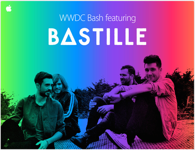 Apple's WWDC Bash To Feature Performance By 'Pompeii' Hitmaker Bastille