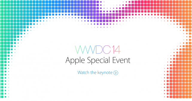 You Can Now Watch Apple's WWDC 2014 Keynote On YouTube