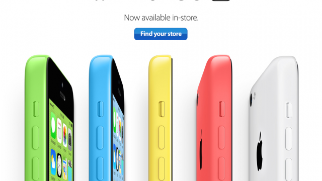 Walmart Discounts iPhone 5c To $29 And iPhone 5s To $99 ... For Good