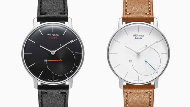 Withings Unveils The Activité, A Stylish Wristwatch With Activity-Tracking Features