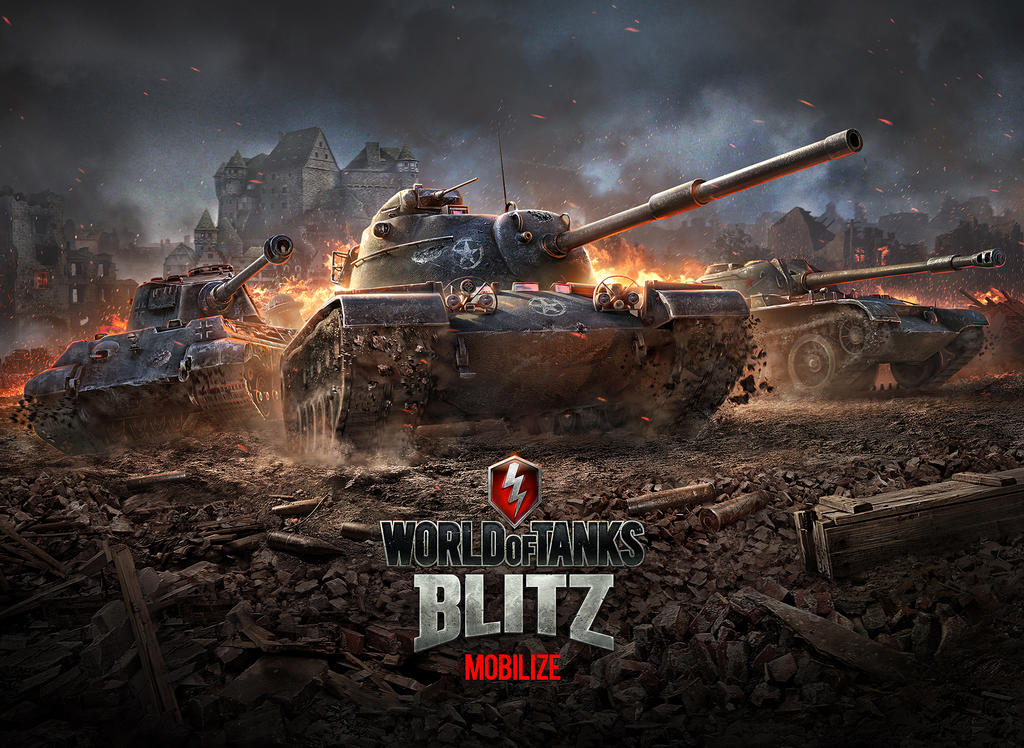 Wargaming Finally Launches World Of Tanks Blitz On iOS Worldwide
