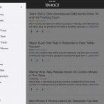 Yahoo App Goes 5.0 With iPad Support, Digital Magazines And Snapshot Enhancements