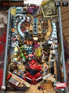 Marvel's Deadpool Gets His Very Own Pinball Table In Zen Studios' Pinball Games