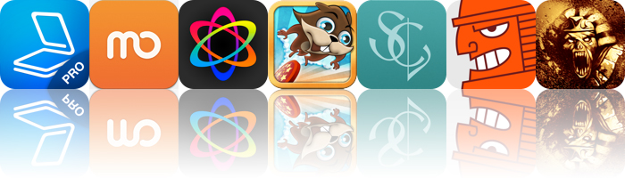 Today's Apps Gone Free: Scanner Pro, mo.Today, Atomus HD And More