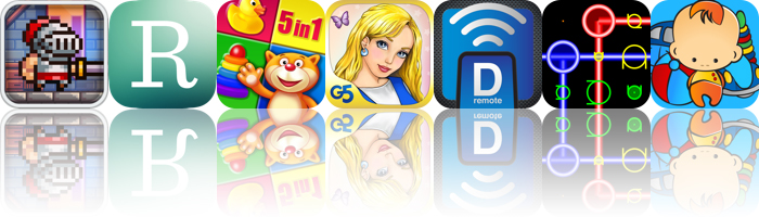 Today's Apps Gone Free: Devious Dungeon, ReadQuick, Playroom And More