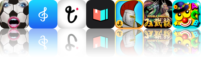 Today's Apps Gone Free: Flag Face, iClassicalScores, Twined And More