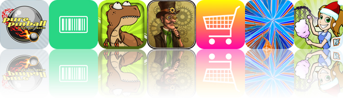Today's Apps Gone Free: Pure Pinball, Frugal, Save The Dino And More