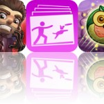 Today's Apps Gone Free: Fish Out Of Water, Fruit Ninja, Age Of Zombies And More