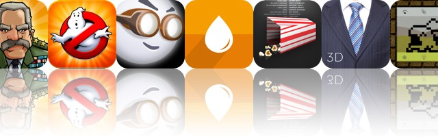 Today's Apps Gone Free: Colossatron, Ghostbusters Paranormal Blast, Lums And More