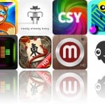 Today's Apps Gone Free: Twang The Fox, Ready Steady Bang, ColorSay And More