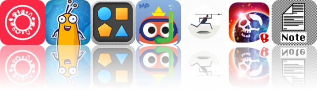 Today's Apps Gone Free: Living Planet, Alien Buddies, TapDot And More