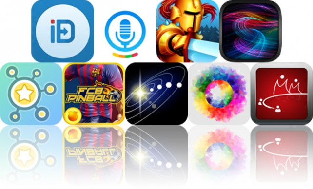 Today's Apps Gone Free: iExpense Diary, Recordium, Heroes And More