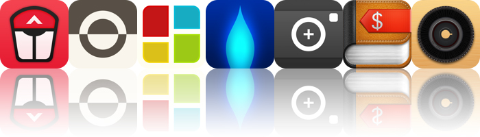 Today's Apps Gone Free: CARROT Fit, Fonta, ProCollage And More