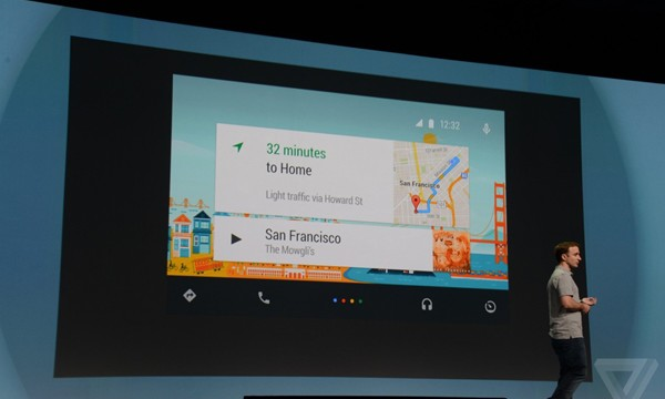 Google Will Battle Apple With Android Auto And TV