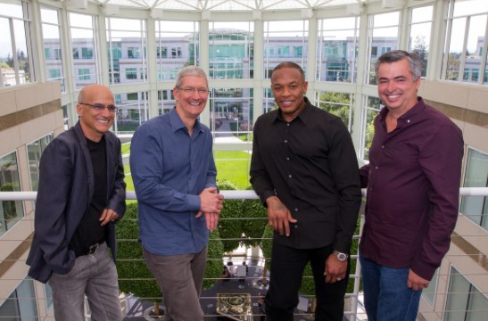 Students 'Cool' With Apple Buying Beats Audio