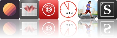 Today's Apps Gone Free: Runner's Log, Late, Instantbot And More
