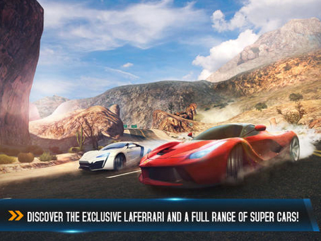 Asphalt 8: Airborne Update Brings New Cars And More